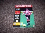 Brentford v Chester City, 1998/99