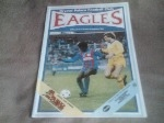Crystal Palace v Middlesbrough, 1983/84