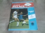 Crystal Palace v Oldham Athletic, 1985/86