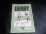 Derby County v Manchester United, 1970/71