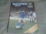 Ipswich Town v Coventry City, 1981/82