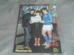 Ipswich Town v Manchester City, 1980/81