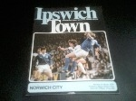 Ipswich Town v Norwich City, 1977/78