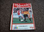 Kidderminster Harriers v Chorley, 1988/89
