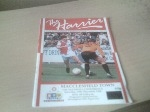 Kidderminster Harriers v Macclesfield Town, 1988/89