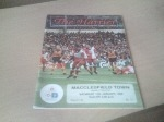 Kidderminster Harriers v Macclesfield Town, 1995/96