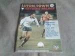 Luton Town v Crystal Palace, 1993/94