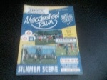 Macclesfield Town v Bath City, 1994/95