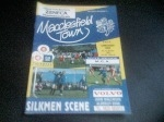 Macclesfield Town v Farnborough Town, 1994/95