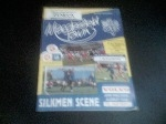 Macclesfield Town v Stalybridge Celtic, 1994/95