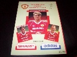 Manchester United Official Poster 1989/90