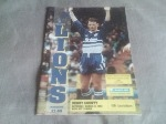 Millwall v Derby County, 1992/93