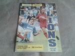 Millwall v Swindon Town, 1992/93