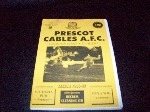 Prescot Cables v Glossop North End, 1996/97