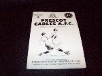 Prescot Cables v Mossley, 1997/98
