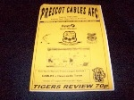 Prescot Cables v Newcastle Town, 1999/2000