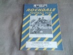 Rochdale v Cambridge United, 1989/90