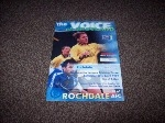 Rochdale v Chester City, 1998/99