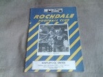 Rochdale v Hartlepool United, 1989/90