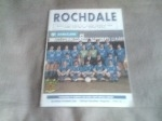 Rochdale v Hartlepool United, 1990/91