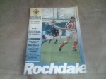 Rochdale v Hereford United, 1992/93