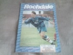 Rochdale v Hereford United, 1993/94