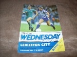 Sheffield Wednesday v Leicester City, 1986/87