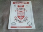 Tamworth v Kings Lynn, 1991/92
