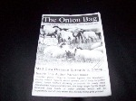 The Onion Bag, Issue 21