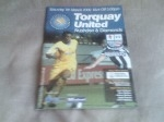 Torquay United v Rushden & Diamonds, 2008/09