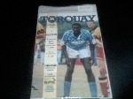 Torquay United v Wrexham, 1992/93