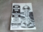 West Auckland Town v Macclesfield Town, 1994/95 (FAT)