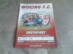 Woking v Southport, 2002/03