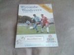 Wycombe Wanderers v Macclesfield Town, 1988/89